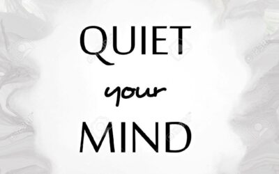 10 Simple But Effective Ways to Quiet your mind