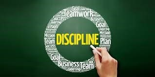 WHY IS DISCIPLINE IMPORTANT?