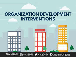 ORGANISATIONAL DEVELOPMENT INTERVENTIONS