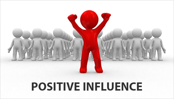 The Difference between Influence and Persuasion