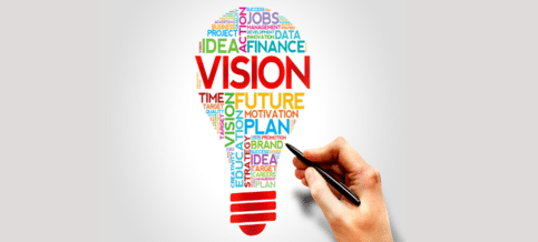 VISION IN LEADERSHIP – DIRECTING YOUR TEAM TO THE RIGHT WAY